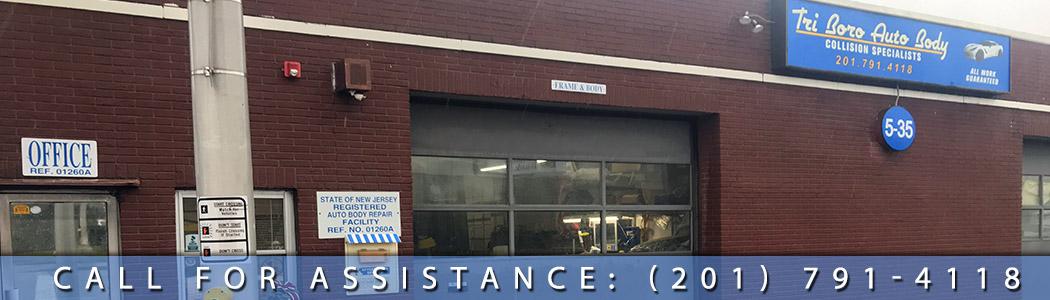 Auto Body Repair Shop Fair Lawn Nj